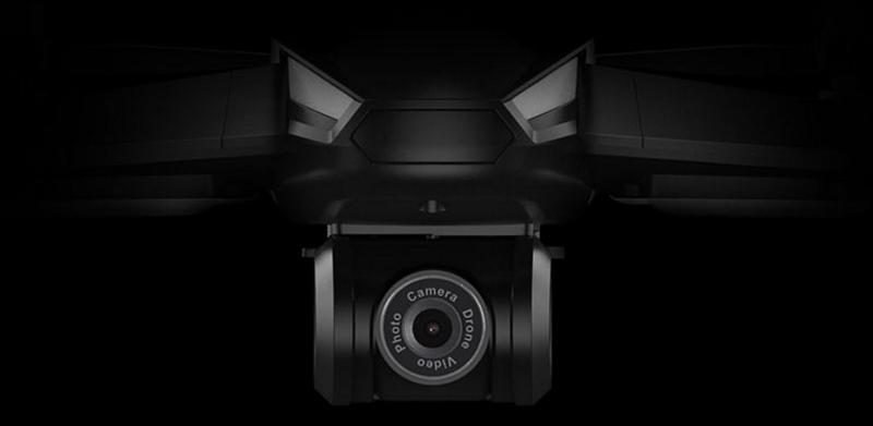 drone mjx bugs 5w : caméra