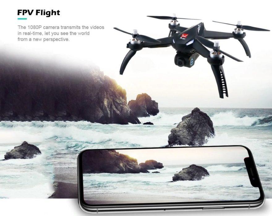 drone mjx bugs 5w fpv