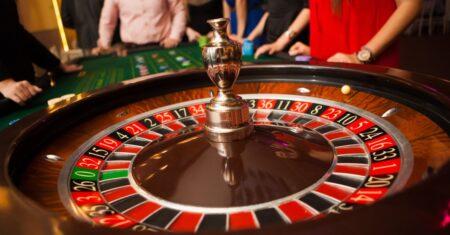 jeu de roulette au casino