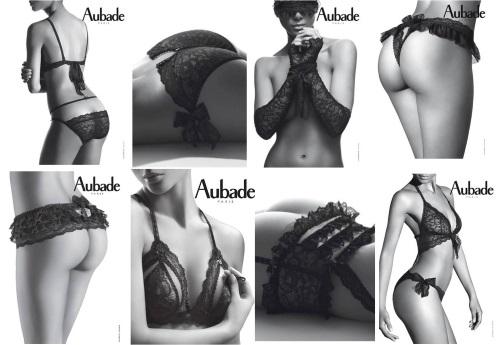 lingerie sexy Aubade : la boîte à désir