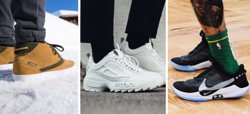 5c54b76f880 3 tendances Sneakers à suivre pour être à la mode en 2019