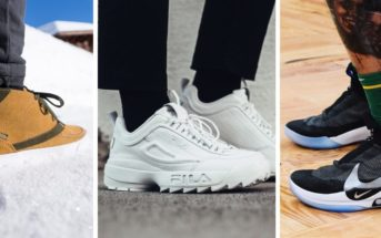 Mode : les 3 tendances Sneakers à suivre en 2019