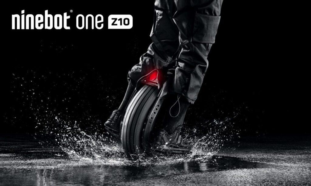 🔥 Soldes : la roue électrique Ninebot One Z10 en promo à 1327€
