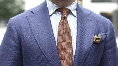 règles pour bien porter la cravate - mode homme