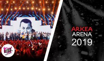 spectacles les enfoirés 2019