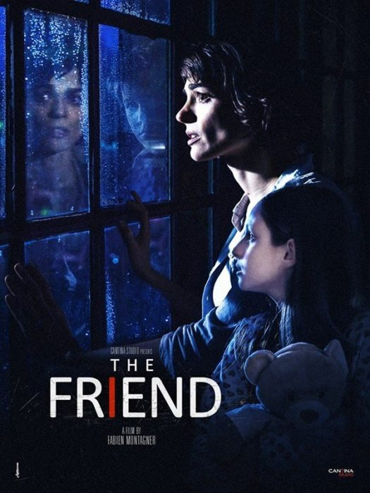 The Friend (L'Ami) : affiche du film de Fabien Montagner