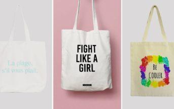 Comment faire un tote bag personnalisé ? Quelles solutions ?