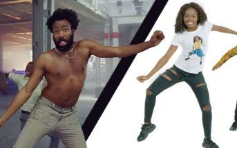 """Tuto : apprenez à danser comme Childish Gambino dans le clip """"This is America"""""""