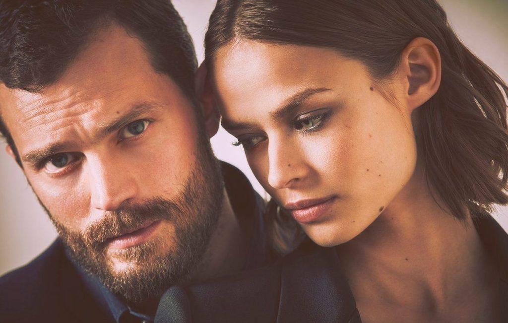 Jamie Dornan et Birgit Kos : acteur et mannequin de la nouvelle pub Hugo BOSS The Scent