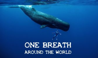"Vidéo d'apnée : ""One Breath Around The World"" par Guillaume Néry"