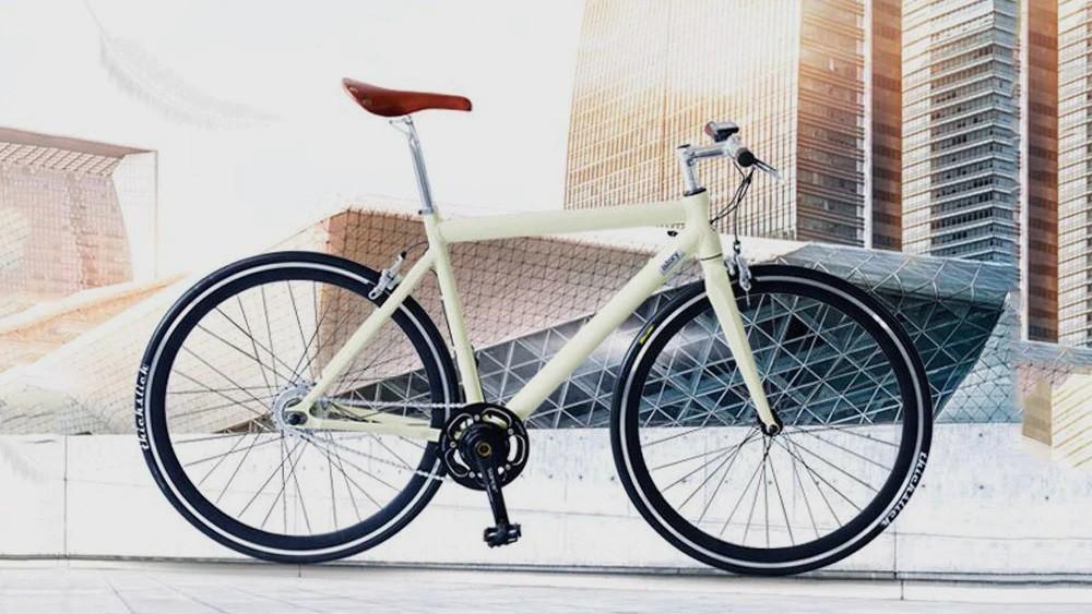 T710 : le Vélo Électrique Design