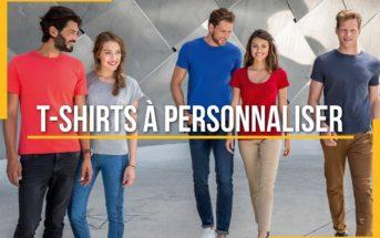 Tee shirt personnalisé : un atout pour les start-up