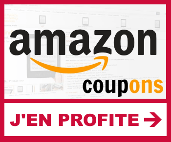 Codes promo : Amazon coupons de réduction