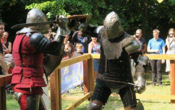 Le béhourd : un sport de combat inspiré du moyen âge !