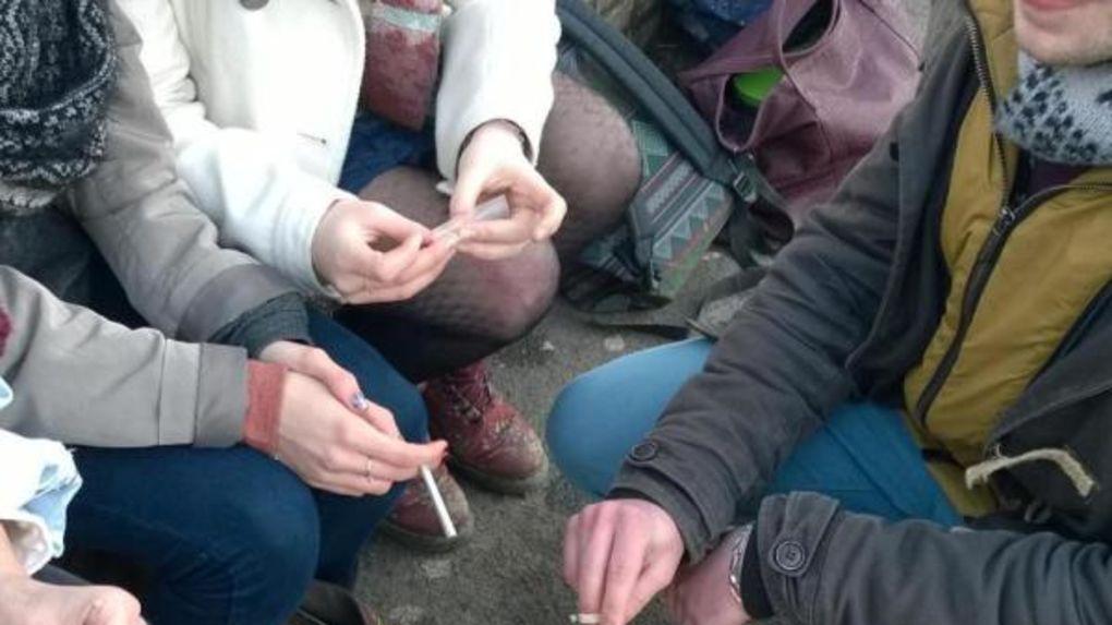 la cigarette roulée fait un tabac chez les jeunes