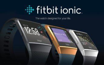 🔥 Black friday : la montre de sport Fitbit Ionic en promo à 189€ (offre limitée)