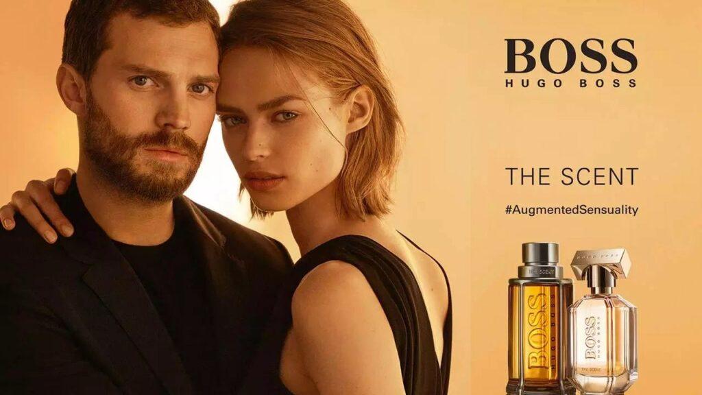 Hugo Boss The Scent La Pub 2019 Avec Birgit Kos Et Jamie Dornan