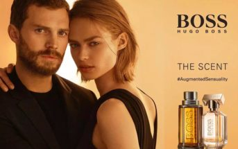 Hugo BOSS The Scent : la pub 2019 avec Jamie Dornan et Birgit Kos