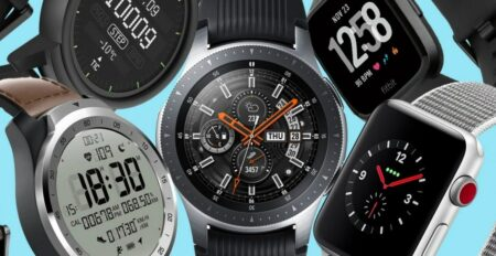montres connectées 2019