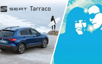 "Try : musique de la pub SEAT Tarraco 2019 ""Why not now?"""
