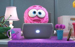 Plur : court-métrage Pixar sur une pelote de laine