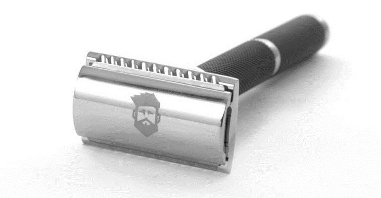 rasoir de sureté barbedudaron : une idée de cadeau pour la Saint-Valentin