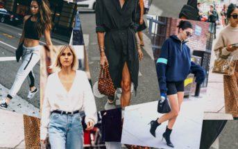 Mode femme casual : les grandes tendances printemps-été 2019