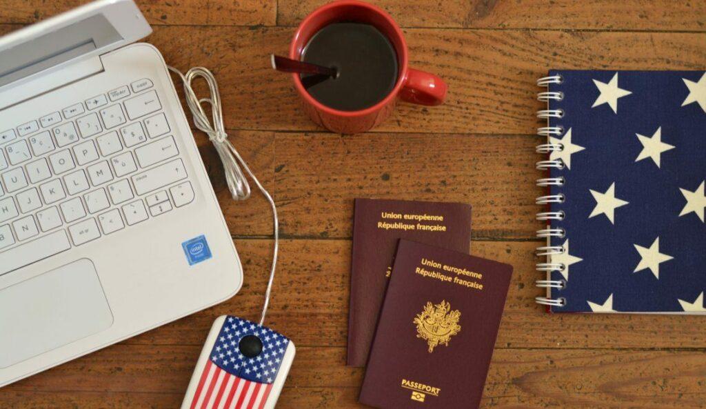 Visa ESTA : voyage aux USA (États-unis)