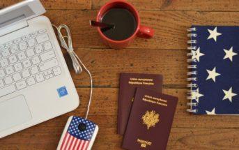 Quelles sont les démarches en ligne pour se rendre aux USA ?