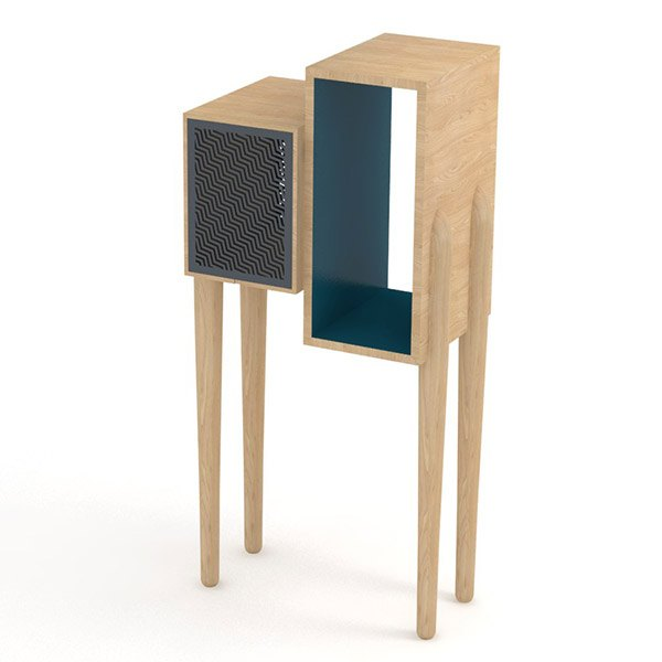 Meuble purificateur d'air i-Mob Air