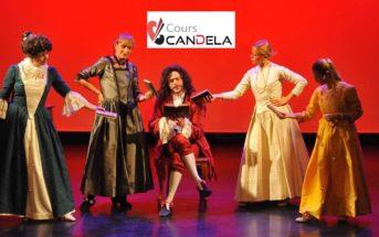 Progressez en théâtre à Paris avec la Compagnie Candela