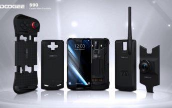  Test et avis du Doogee S90 : le smartphone robuste et modulaire