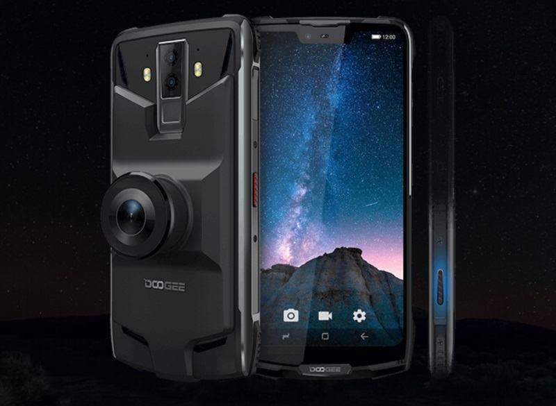 Doogee S90 : caméra nocturne
