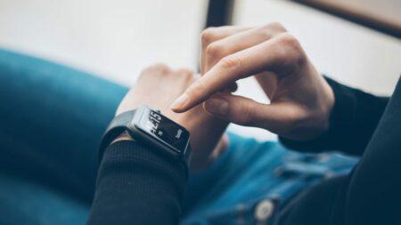 Smartwatch : montre connectée