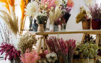 Comment faire ses propres fleurs séchées?