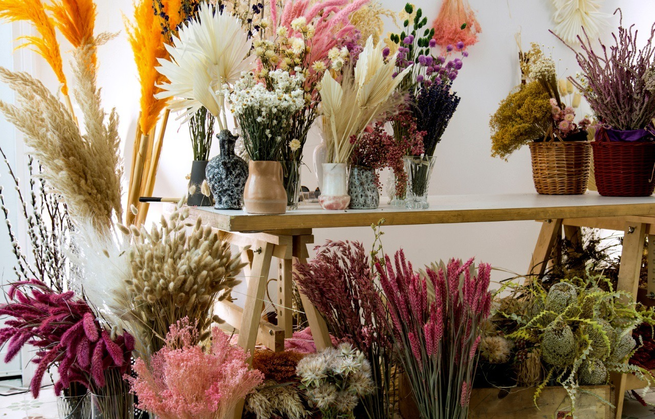 Comment Faire Secher Une Rose Fraiche comment faire ses propres fleurs séchées ?
