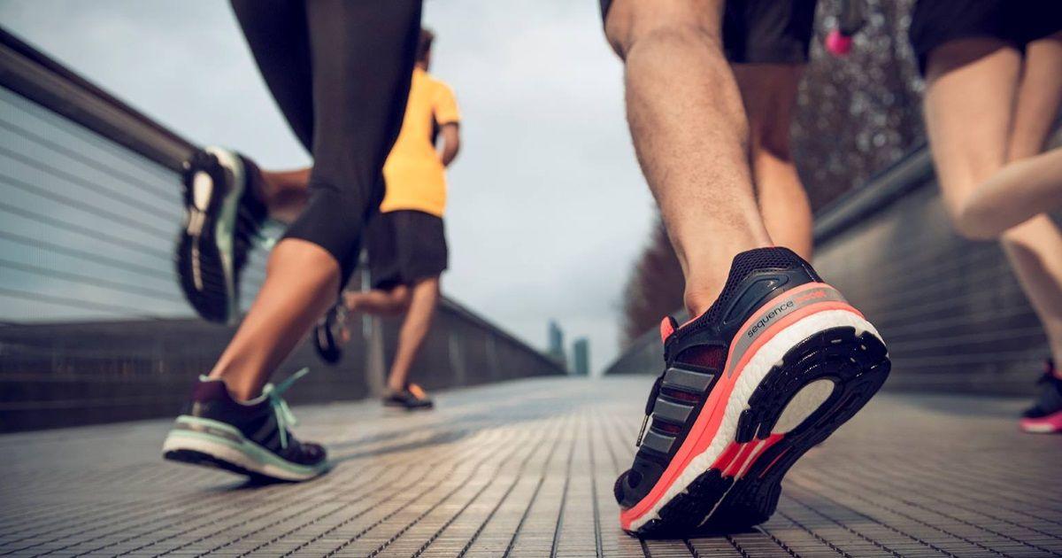 adidas chaussure de running supinateur