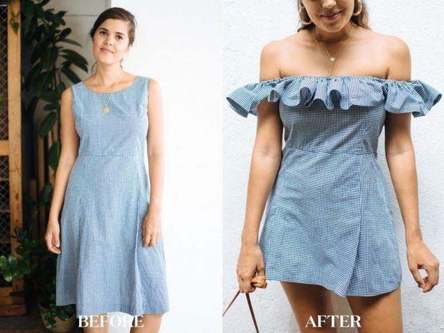 couture : personnaliser une robe (avant ></noscript> après)» class=»wp-image-29670″/></figure></div>    <p style=