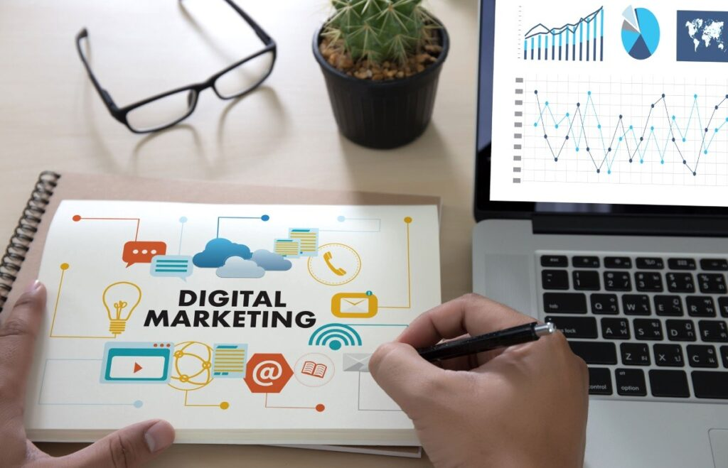 digital marketing en entreprise