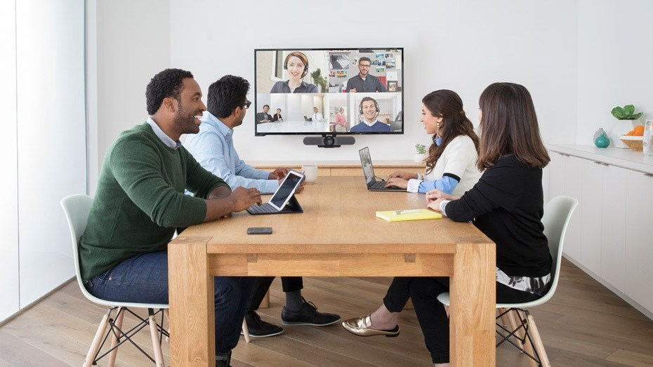 écran interactif promethean en entreprise
