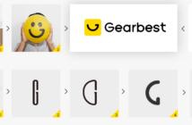 GearBest : nouveau logo 2019
