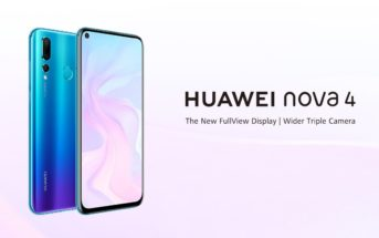 🔥 Promo : le smartphone HUAWEI Nova 4 128Go à 427€