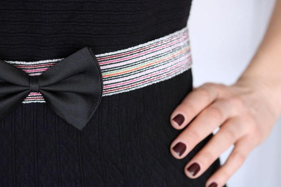 Idée mode DIY : ajouter un noeud papillon pour personnaliser vos vêtements