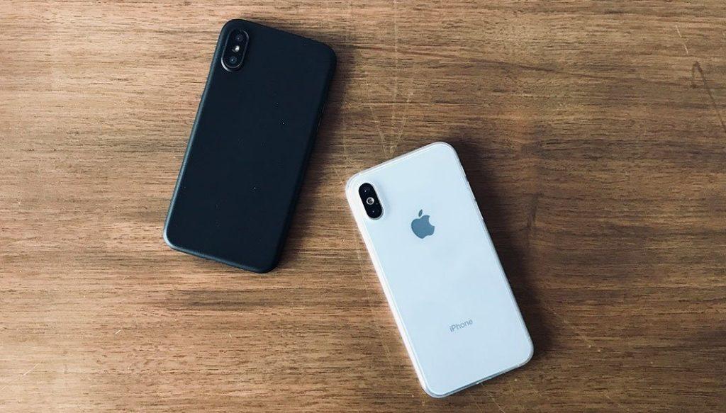 TDL : coque ultra fine pour iphone Xs