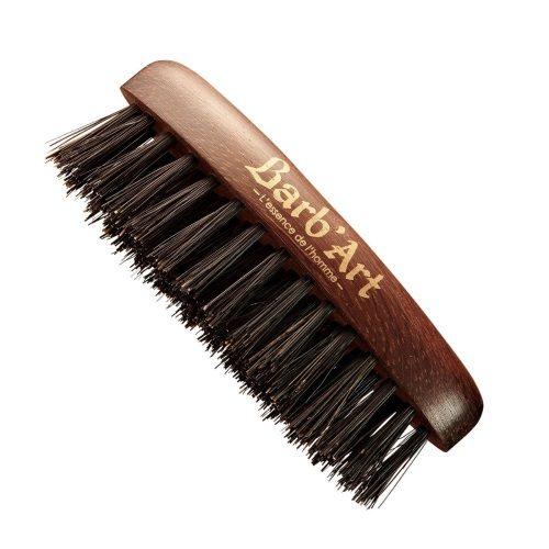 Brosse à barbe en purs poils de sanglier - Barb'Art