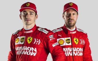 Formule 1 : est-ce que Vettel devrait s'inquiéter de Charles Leclerc ?