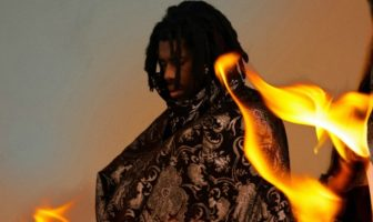 Flying Lotus - Fire Is Coming