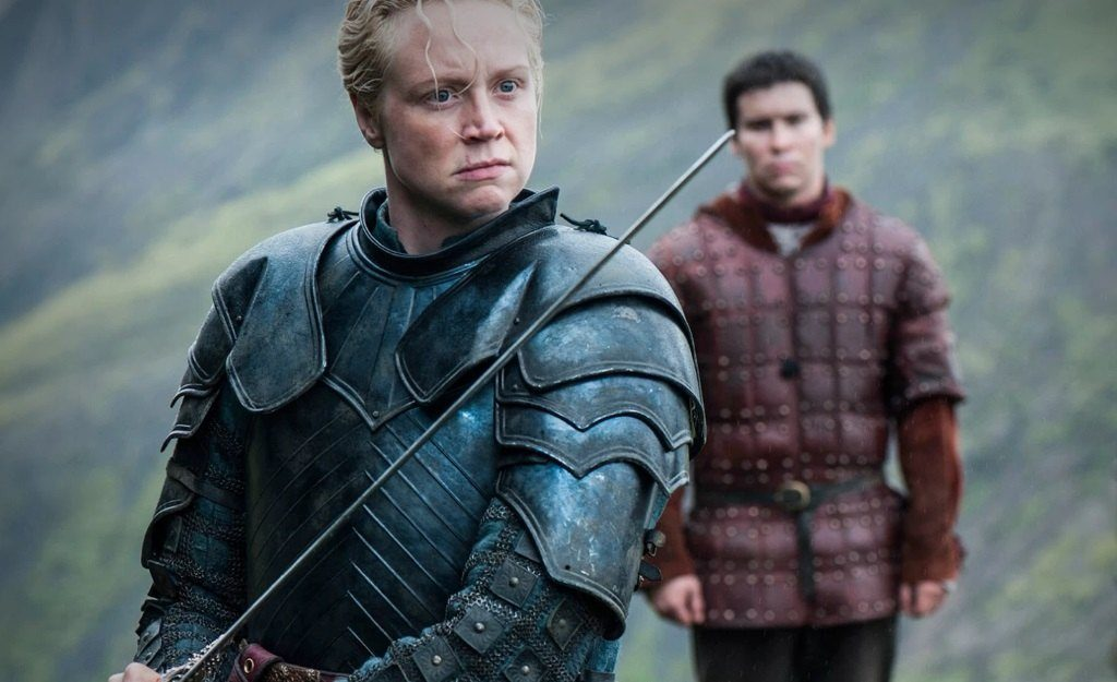 Game of Thrones : Brienne de Tarth