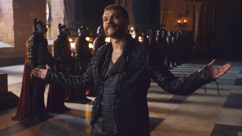 Game of Thrones : Euron Greyjoy