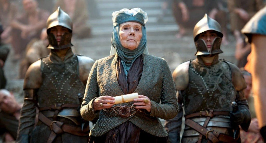 Game of Thrones : Olenna Tyrell